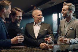 """""""Mužská záležitost už 500 let."""" Myslivecká se v televizi tváří jako whisky"""