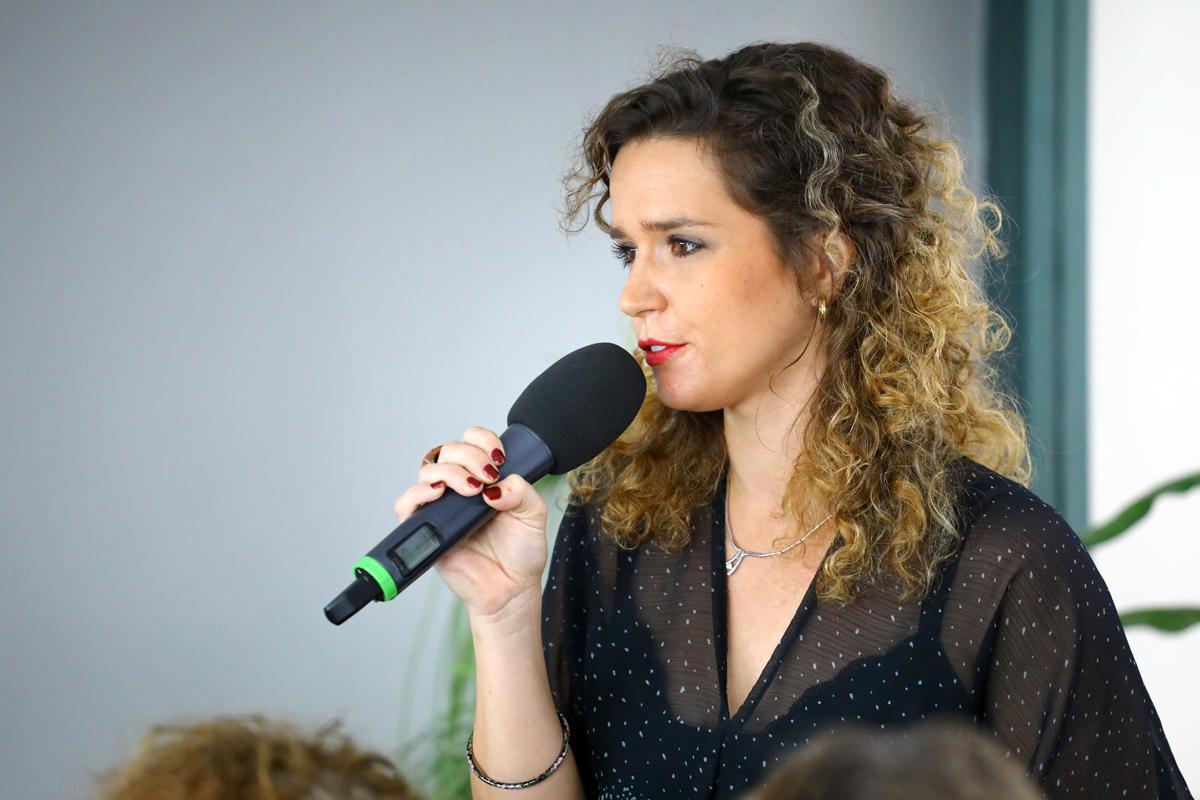 Nikola Pařízková. Foto: Karel Choc