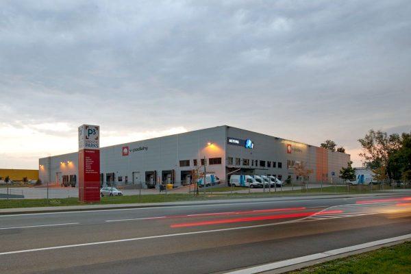 Möbelix umístí nový sklad a výdejní místo do olomouckého parku P3
