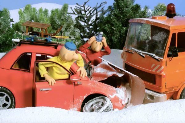 Pat a Mat bourali v horách, ale dovolená jede dál, uklidňují Kauba s Kabzanem