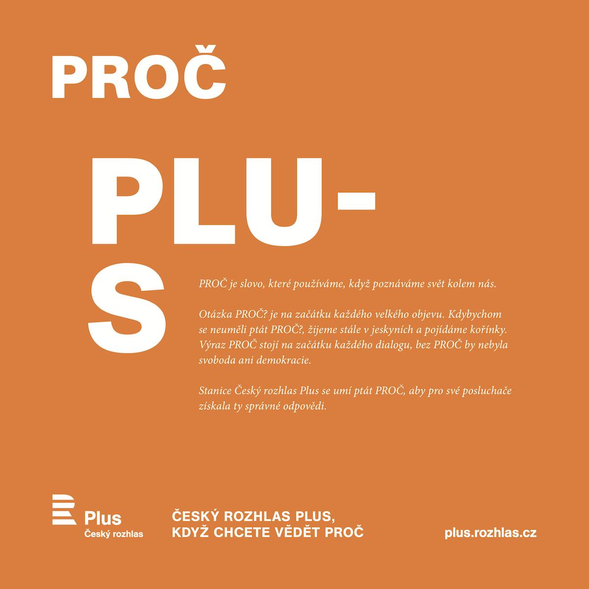 Český rozhlas Plus: Plus