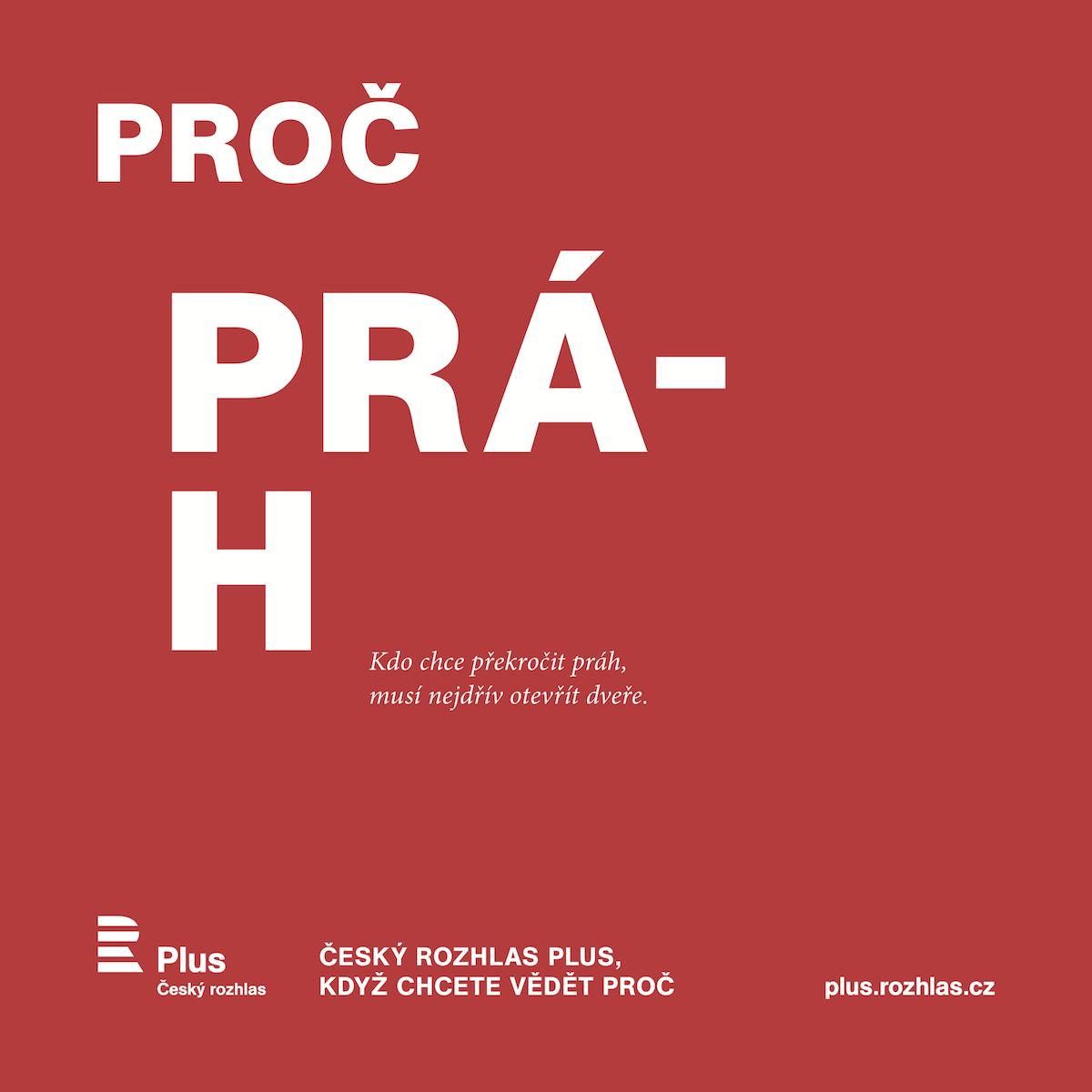 Český rozhlas Plus: Práh