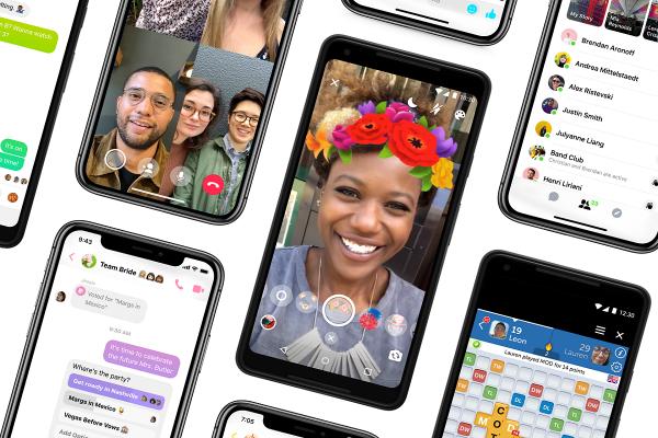 Messenger zjednodušuje design a vrací se ke kořenům