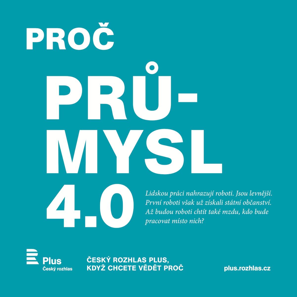 Český rozhlas Plus: Průmysl