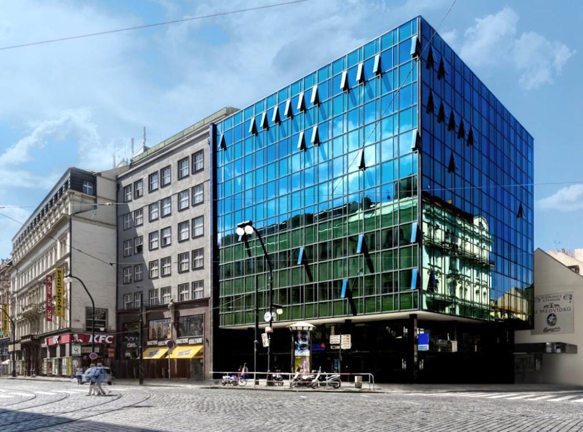 Coworking Spaces bude sídlit na pražské Národní v budově Albatros
