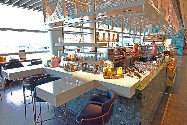 Mövenpick přišel na pražské letiště s koncepty restaurací Marché a Zigolini