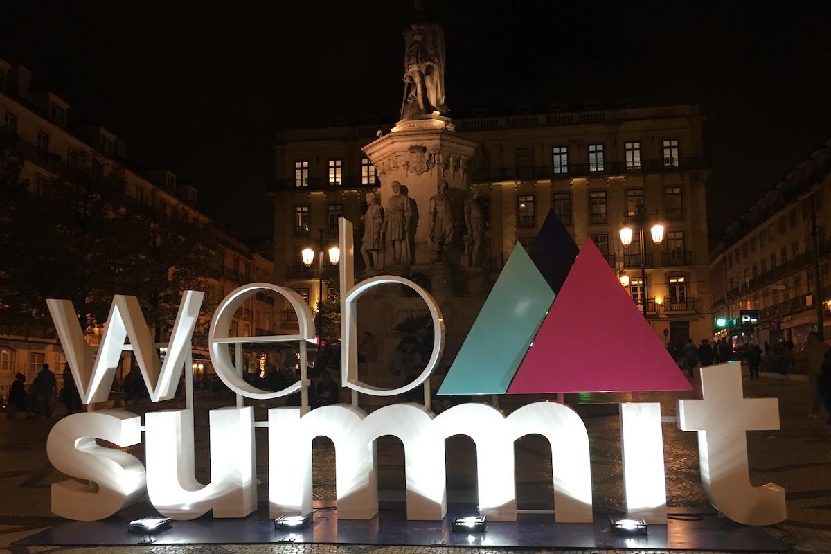 Web Summit proběhl v Lisabonu