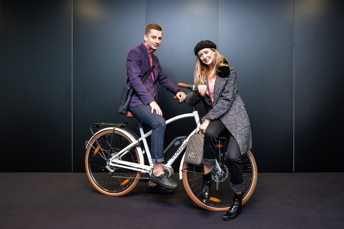 Cyklistická móda z Fashion Areny
