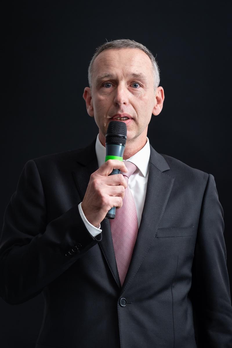 Jan Procházka z Freeportu Hatě