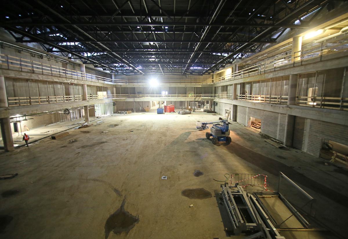 Největší hala O2 Universa pro pět tisíc lidí. Foto: O2 Arena / Lukáš Procházka