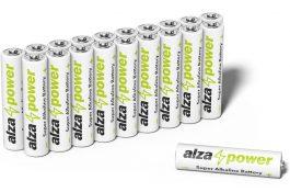 Alza.cz přichází sprivátní značkou Alza Power, začíná kabely, bateriemi a nabíječkami