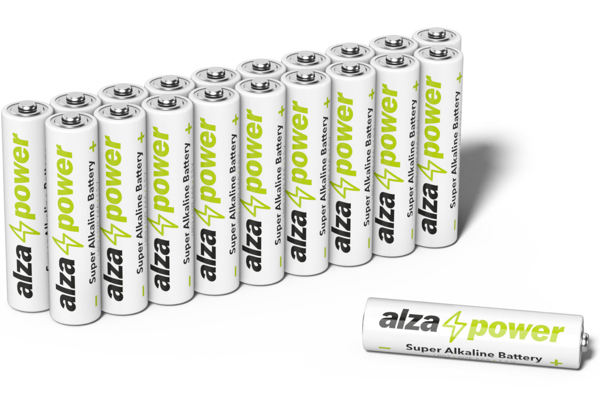 Baterie Alza Power