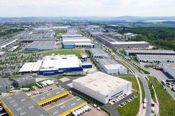 CTP prodala své průmyslové parky v Praze, Plzni a Teplicích