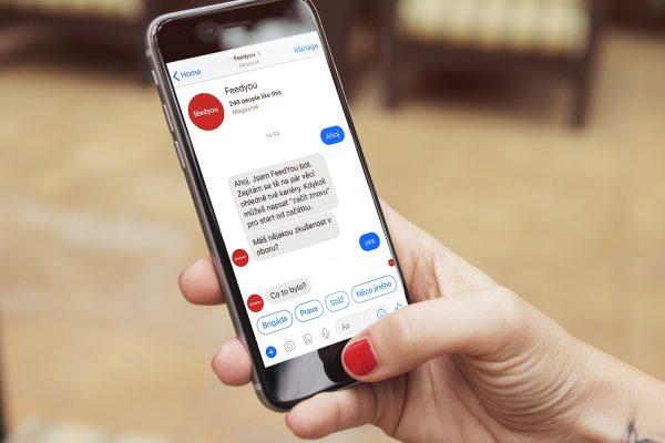 Chatboty od Feedyou mají na komunikaci AMI