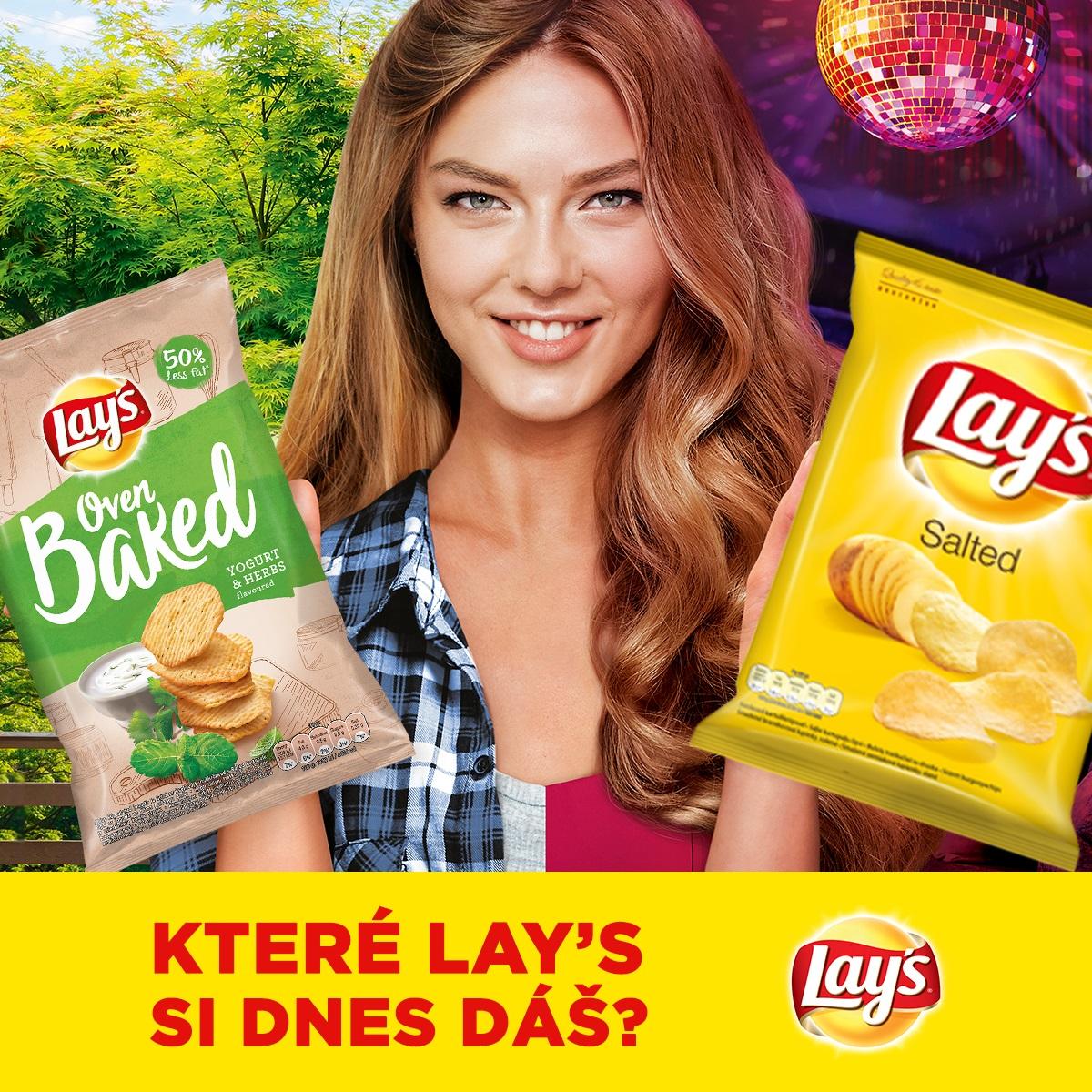 Kampaň Lay's