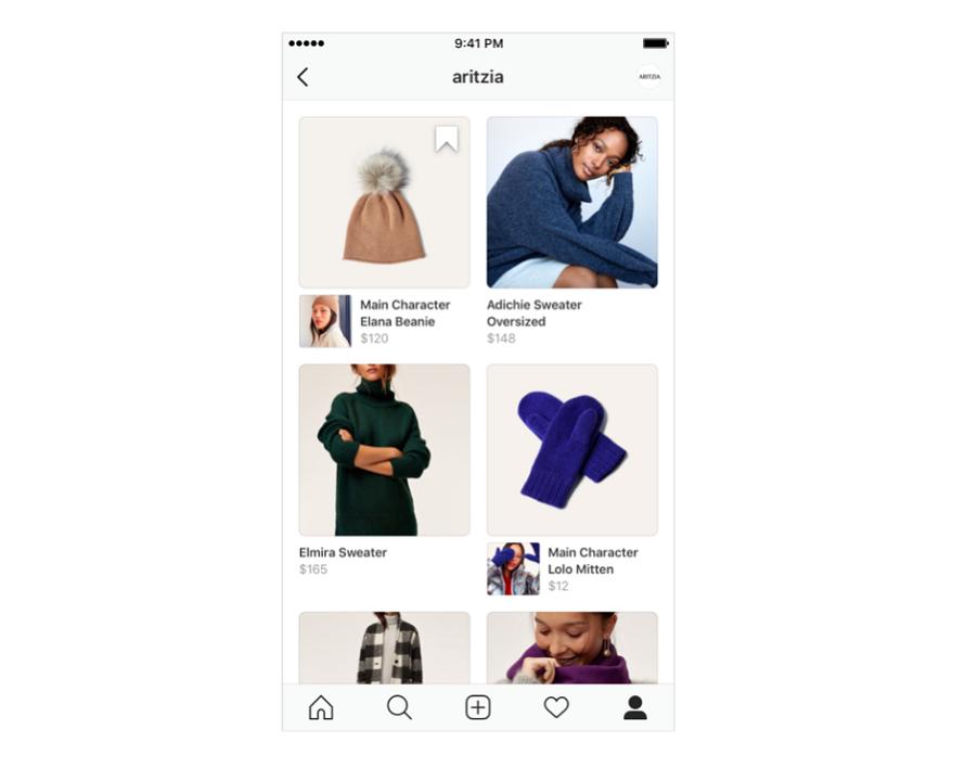 Zákazníci si mohou na jednom místě prohlédnout všechny produkty jedné značky