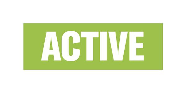 Logo mediální skupiny Active