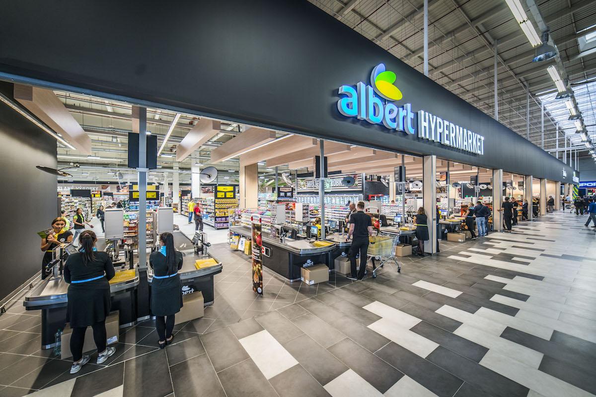 Nový koncept Albertu otevřený v Čestlicích