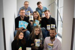Blueberry řídí digitální strategii výživy Beba