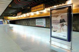 BigBoard přebírá pronájem citylightů v metru