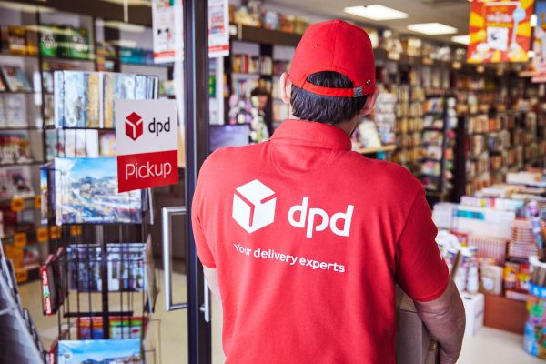 DPD zprovozňuje 750 výdejních míst v prodejnách s terminály Sazky