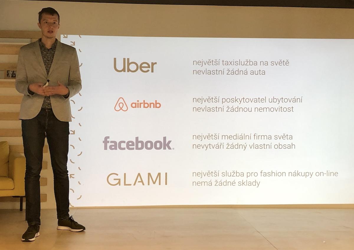 Zakladatel a šéf Glami Tomáš Hodboď vysvětluje vizi vyhledávače oblečení