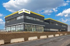 Kärcher otevřel své nové sídlo v Česku a chystá servis online