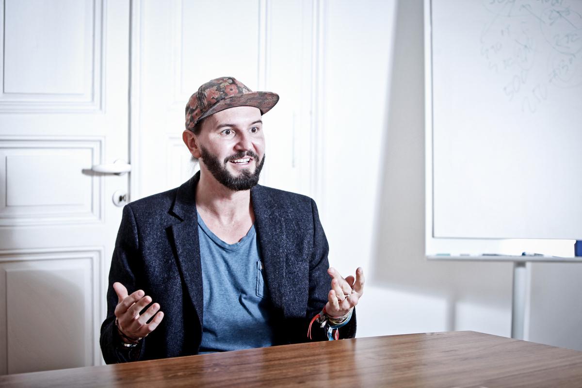 Michal Rodrigues Gondkovský. Foto: Libor Fojtík