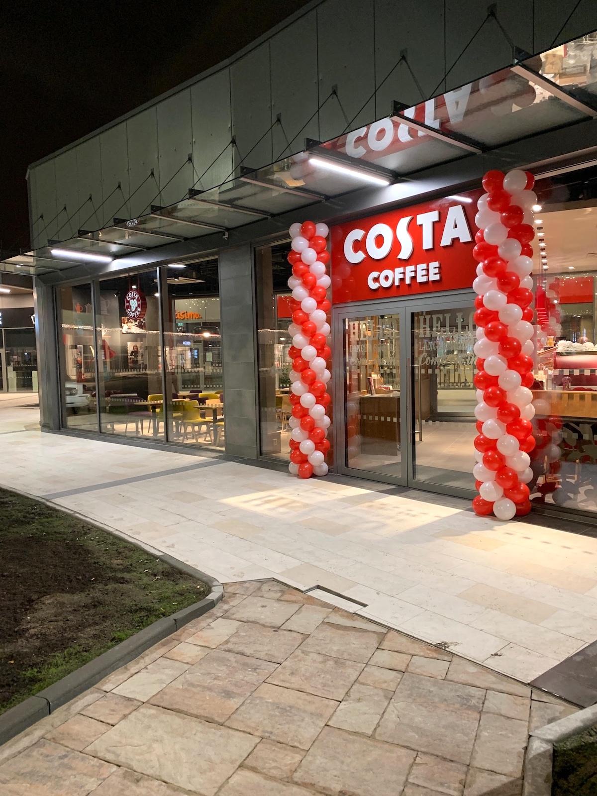 Obchody v Outletu Arena Moravia