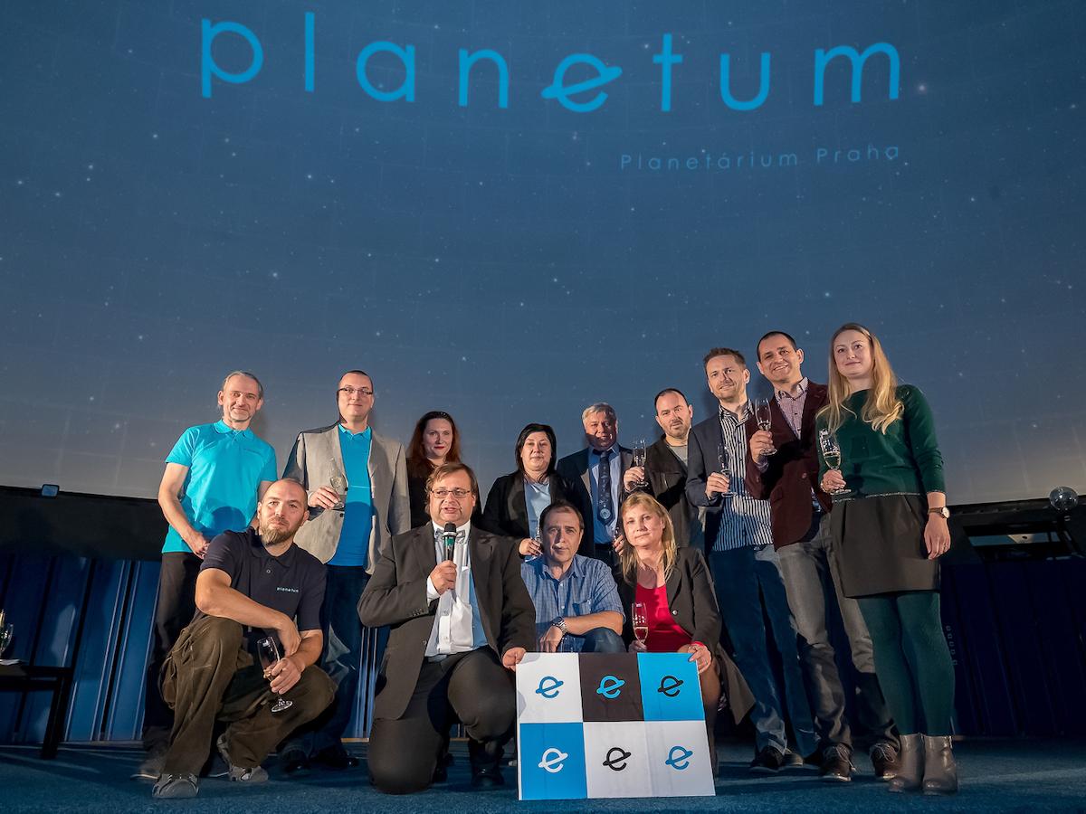 Tisková konference k uvedení značky Planetum