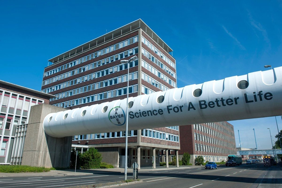 Bayer Chempark v německém Leverkusenu. Ilustrační foto: Profimedia.cz