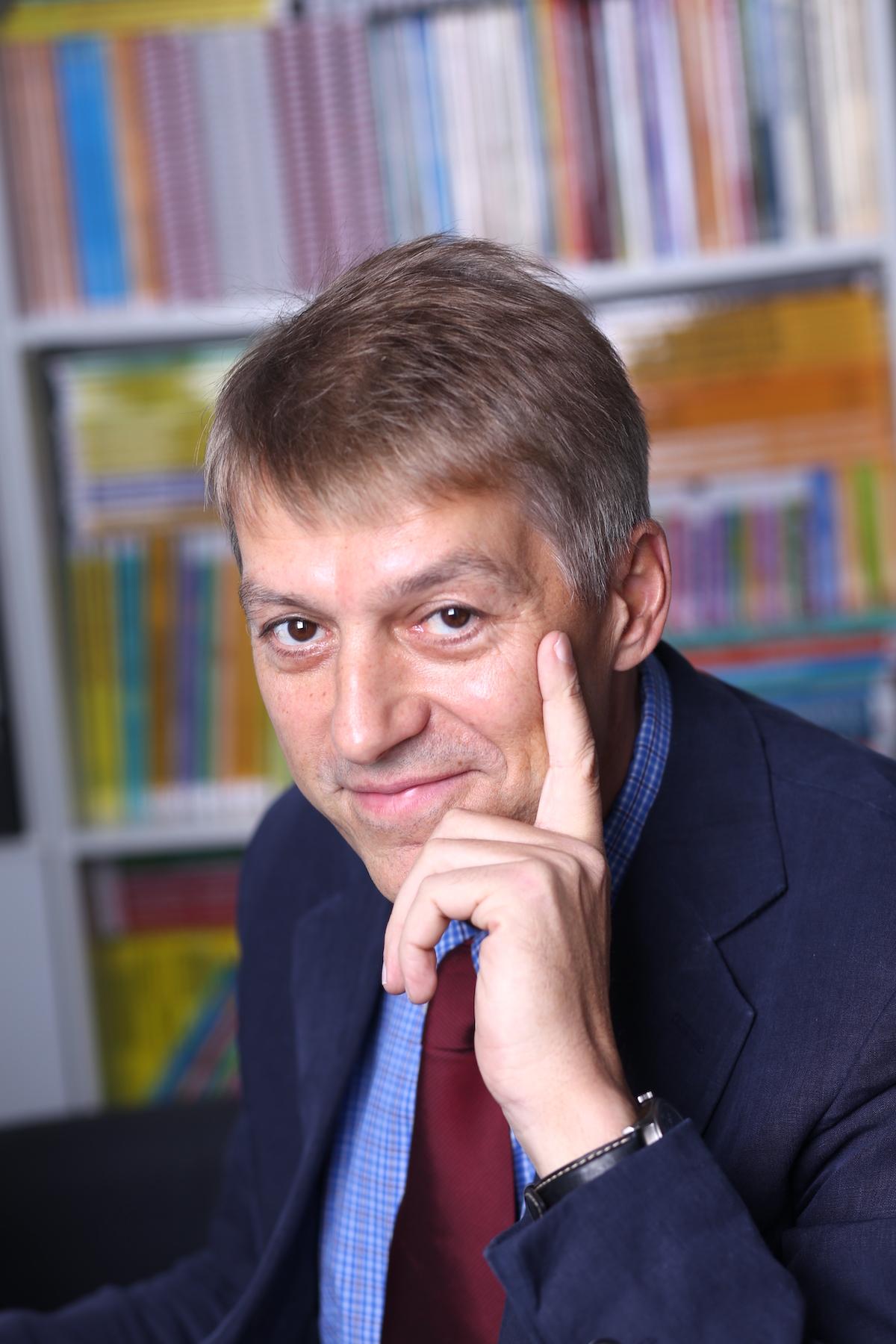 Roman Sviták, předseda představenstva Grada Publishing