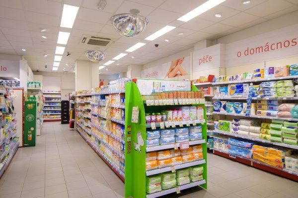 Rossmann otevřel novou prodejnu v Příbrami, vedle Stop Shopu