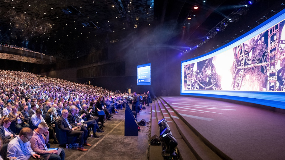 Gartner Symposium 2018 v Barceloně