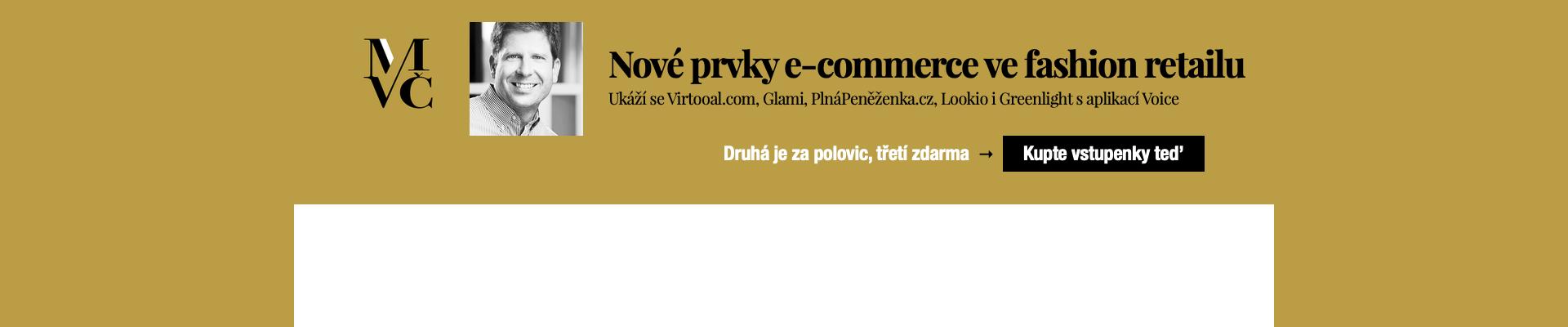 Nezmeškejte Módu v Česku