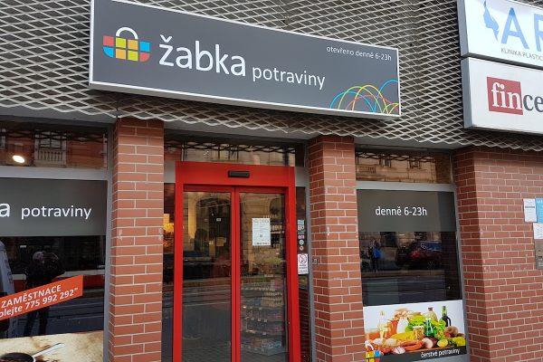 Žabka vstoupila do Brna, otvírá v Křenové, je to její celkově 100. prodejna