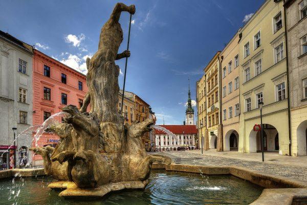 Chytrá Olomouc monitoruje dopravní situaci ve městě
