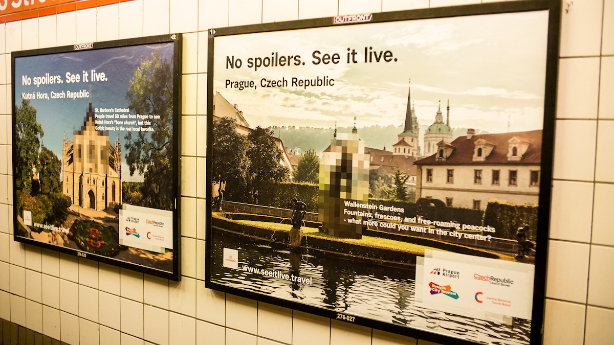 CzechTourism: No spoilers. See it live. (Loosers)