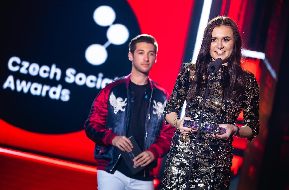 Kategorii Go Global SK vyhrála Lucy Pug, cenu předal Justin Jesso
