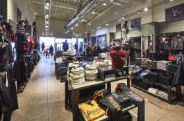 Ve Fashion Areně jsou Marina Militare, Boxeur des Rues a Tchibo v novém