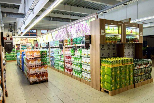 Dago pro Coop redesignuje sekce piv a nealka