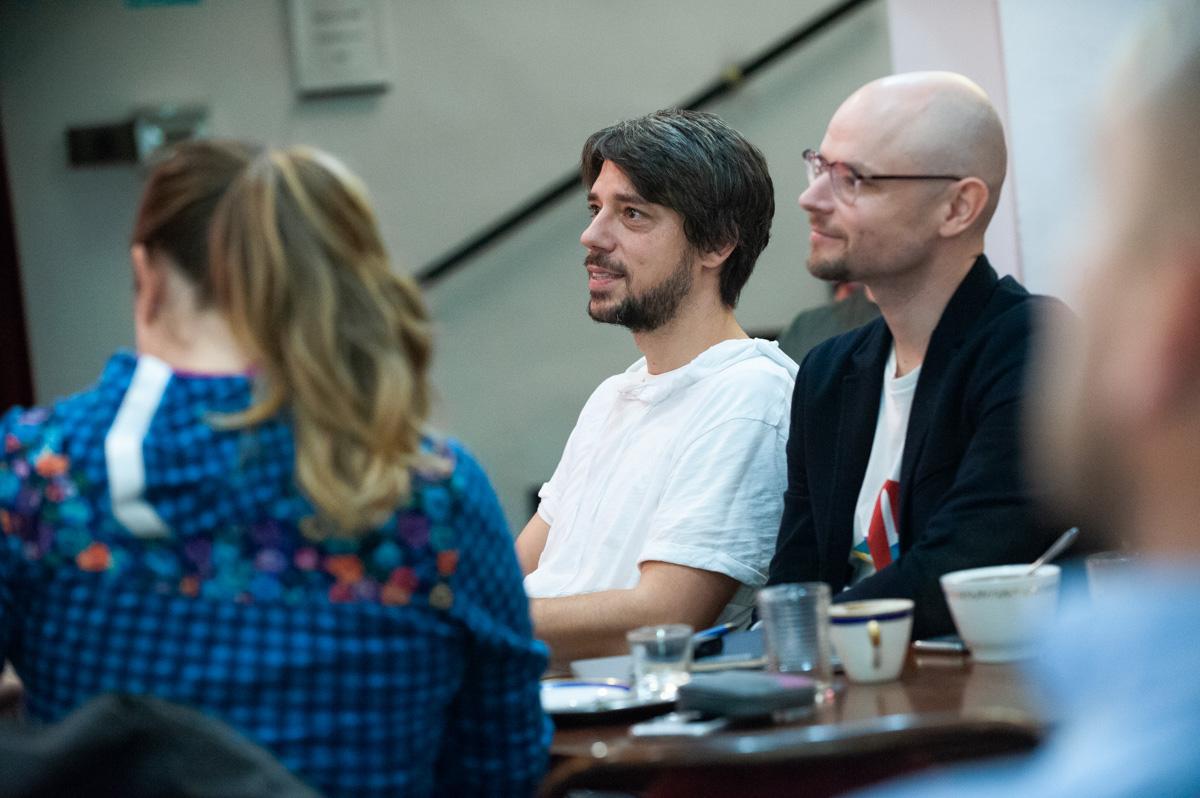 Robert Haas (Symbio) a Vladimír Rejlek (Wunderman) byli mezi vystupujícími