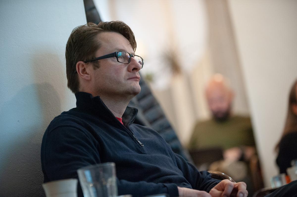 Ondřej Novák z Asociace mediálních agentur