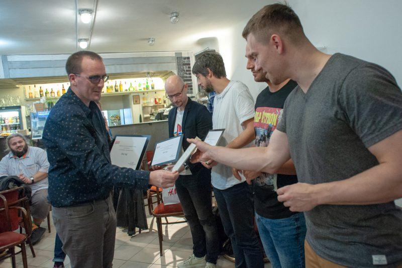 Vítězné digitální agentury z Effie dostaly Zlatý digi