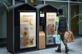 Výdejní boxy Rohlík Point umožní doručit malé nákupy