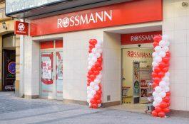 Rossmann otvírá přestavěné prodejny na Žižkově a na Vinohradech