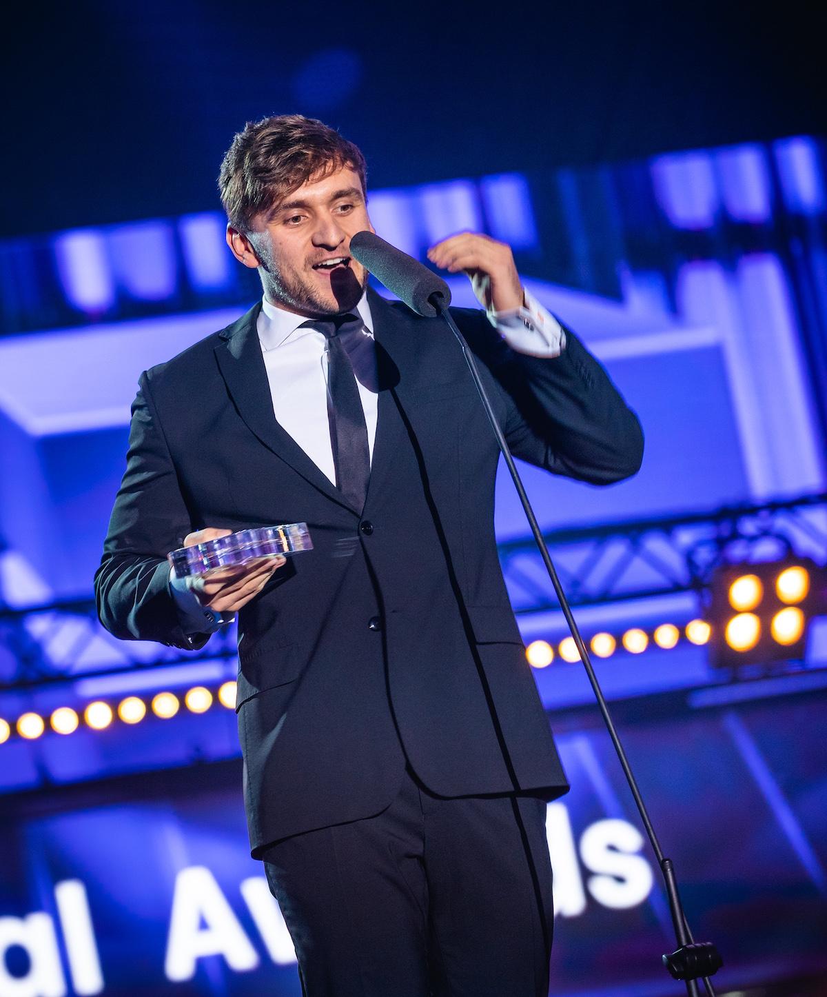 Kategorii Fun & Entertainment vyhrál Tary alias Taras Povoroznyk