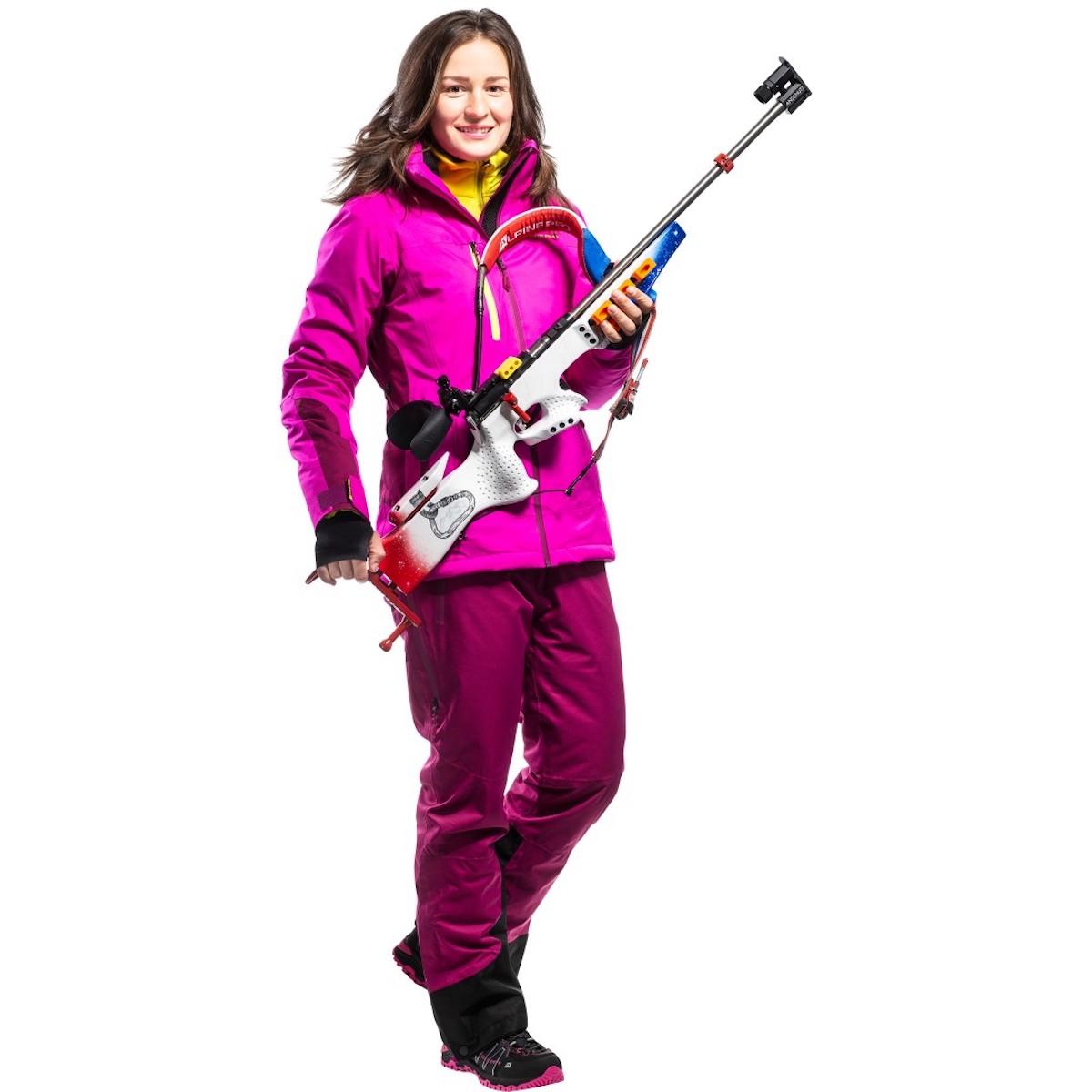 Veronika Vítková pro Alpine Pro