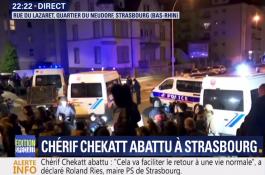 Televize pustila ke zprávě o zabití Chérifa Chekatta I Shot the Sheriff