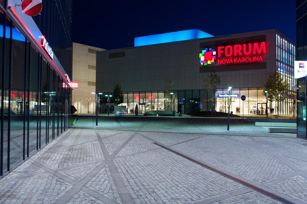Forum Nová Karolina v Ostravě